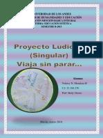Proyecto Lúdico. Singular. Arte Medieval. Grupo #3