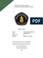 Laprak IHT - Gejala Dan Kerusakan Akibat Serangan A
