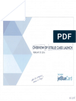 JetBlue Card Launch