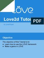Love 2 d Tutorial