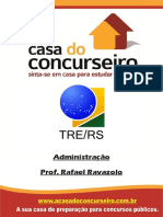 Apostila TRE.rs2014 Administracao Ravazolo