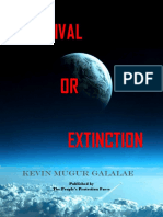 SURVIVAL OR EXTINCTION.pdf