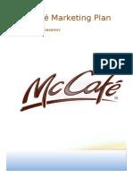McCafe Marketing Plan