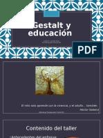 Gestalt y Educación