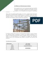 Cálculo Básico_Estructuras de Acero