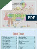 Libro Para Niños. (Singular)
