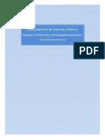 Práctica 1, Fundamentos Derecho Público. José Antonio González Correa