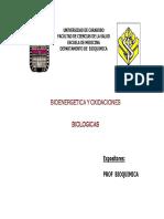 Oxidaciones Medicina 2014