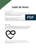 Significado de Amor