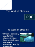 The Work of Streams