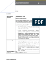 Ficha Gestion de Canales UIII