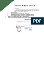 Cara Download Di Sciencedirect