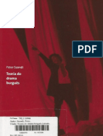 SZONDI, Peter. Teoria Do Drama Burguês