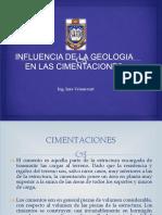 Influencia de La Geologia en Las Cimentaciones