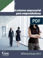 Womens Entrepreneurial Venture Scope Spanish