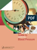 Blood Pressure Lowring
