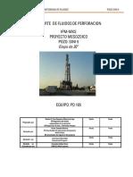 Reporte Final de Fluidos SINI 5, Etapa 26plg, TR 20 Plg