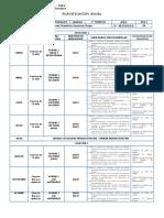 Ciencias Naturales Planificacion - 1 Basico