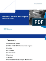 Doosan Engine DX Serie NON Dpf Training