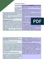 Etapas Del Desarrollo según Piaget y Brunner
