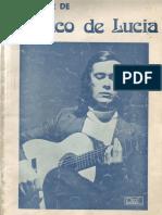 LUCÍA, Paco de.Lo Mejor de Paco de Lucía (pdf)