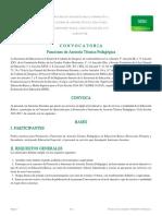 Convocatoria Funciones ATP (1)2016
