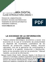 1 - La Economía Digital (Introducción)