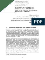 Liliana Suárez 2014 Periferización de la Etica en la etnografía española