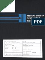 Code Book for Man B&W 5S 50 MCC