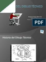 Historia Del Dibujo Tecnico
