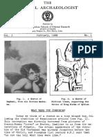 Albright-What Were the Cherubim