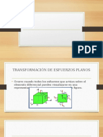 Expo Power Transformación de Esfuerzos Planos