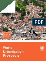 World Urbanization Prospects UN 2014 Full Report