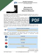 Aula 04 Declaração Universal Dos Direitos Humanos VP