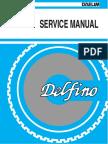 Daelim Delfino Service Manual