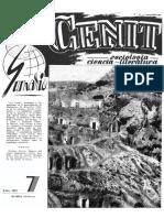 Cenit 7 - Julio 1951