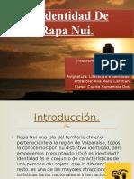 Identidad de Rapa Nui