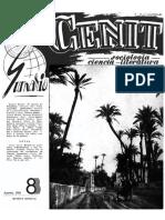 Cenit 8 - Agosto 1951