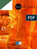 Revista Biomecanica IBV 45