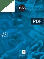 Revista Biomecanica IBV 43