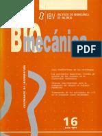 Revista Biomecanica IBV 16