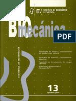 Revista Biomecanica IBV 13