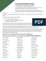 IFL Regular Order Petition CPAC 2016