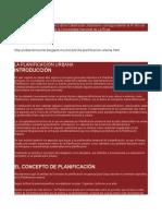 Caracteristicas de La Planificacion Urbana La Rioja