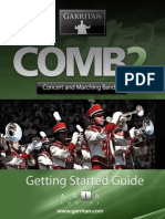 Garritan Concert & Marching Band Getting Started Guide