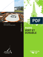 Paris Vert Et Durable