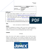 Jumex Internacionanizacion
