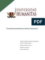 Procedimientos administrativos en materia de contribuciones.pdf