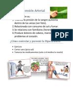 Manejo Descompensación Hipertensión Arterial