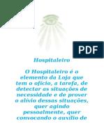 Hospitaleiro (Maçonaria)